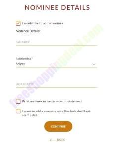 Indusind Bank Zero Balance Account 07