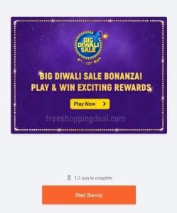 Flipkart Big Diwali Sale Bonanza Play and Win 03