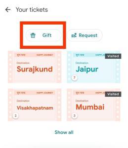How to Share Go India Chennai City Ticket 01