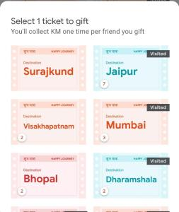 How to Share Go India Jaipur City Ticket 03