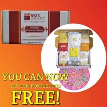 Puja Kit Free Sample