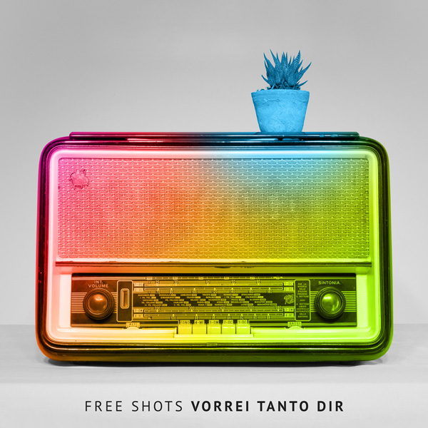 Vorrei tanto dir - copertina del disco dei Free Shots