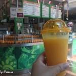 みんな大好きオレンジジュース