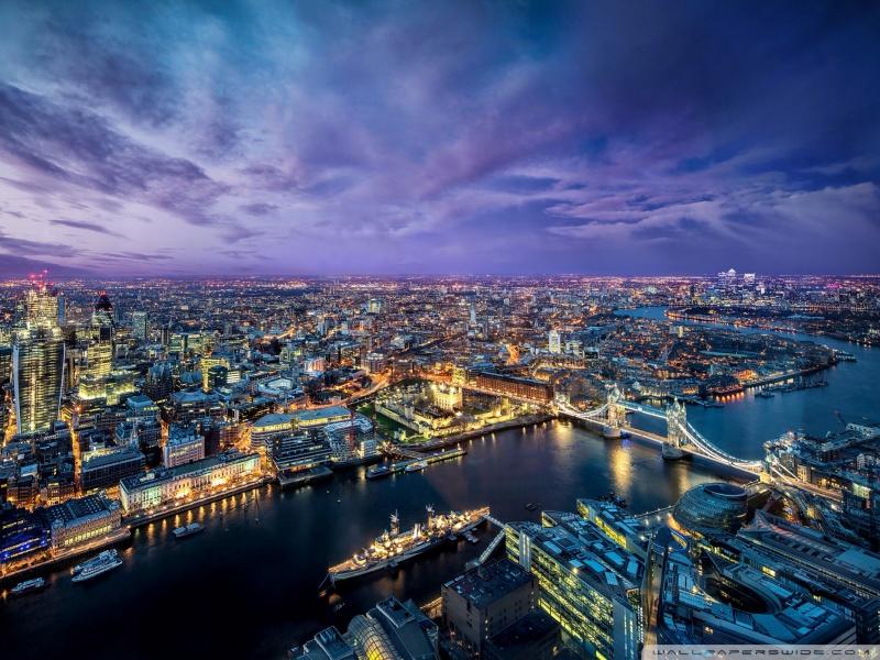 Londres pode ser a sede de seu intercâmbio na Inglaterra