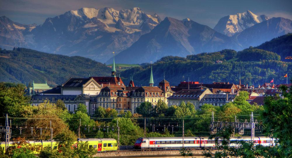 O melhor da Suíça