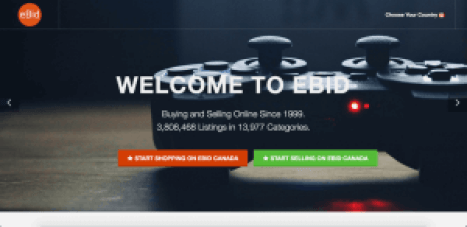 ebid sites like ebay