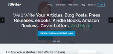 iwriter best freelance writer jobs