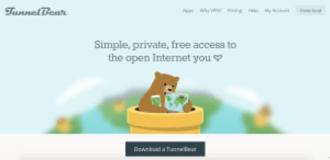 Free Sites Like Blockless TunnelBear