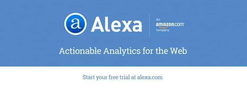5 Website Ranking Sites Like Alexa