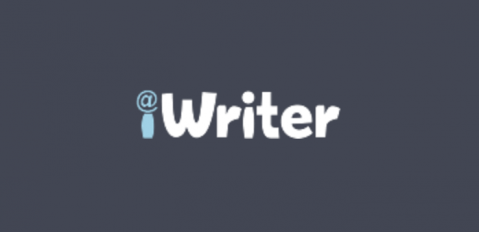 iwriter logo writing sites