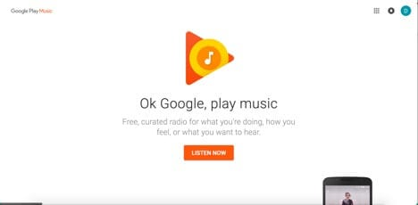 google play music spotify alternatives