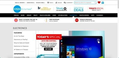 hsn sites like mdg.com