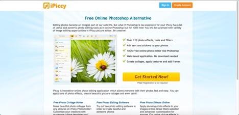 ipiccy sites like photoshop