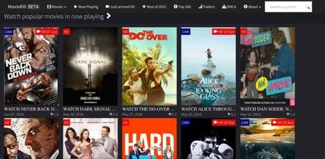 movierill sites like primewire