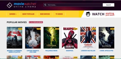 moviewatcher free sites like primewire