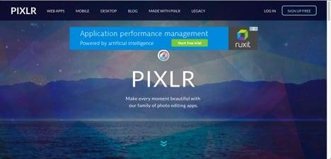 pixlr sites like photoshop