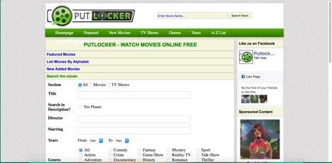putlocker free sites like rainierland