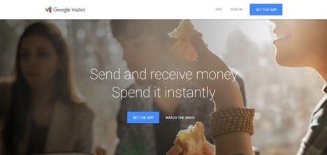 Sites like Google Wallet
