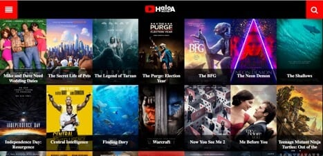 Sites like Haloa Movies