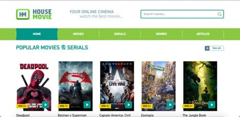 Sites like Alluc House Movie