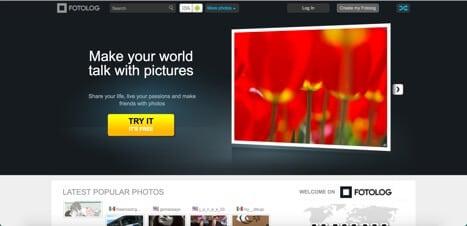 Sites like Fotolog