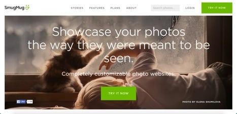 Sites like smugmug