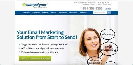 Sites like Campaigner