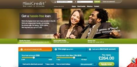 loans like minicredit