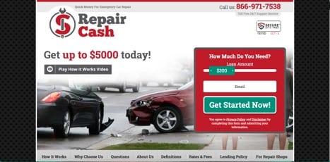 sites like repair cash