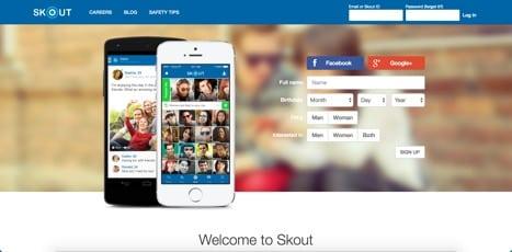 apps like skout