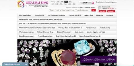 wholesale kings diamonds