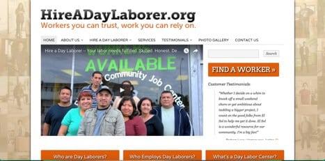 hire a day laborer