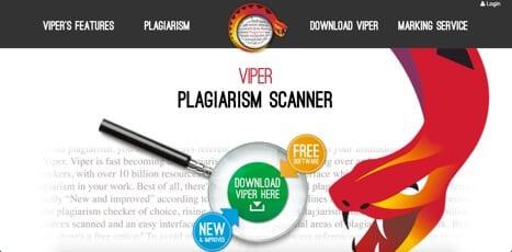 viper plagiarism checker