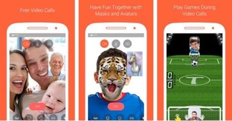 apps like tango