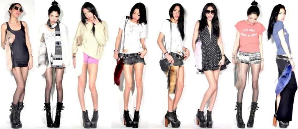 5 Rocker Style Clothing Stores Like Dolls Kill