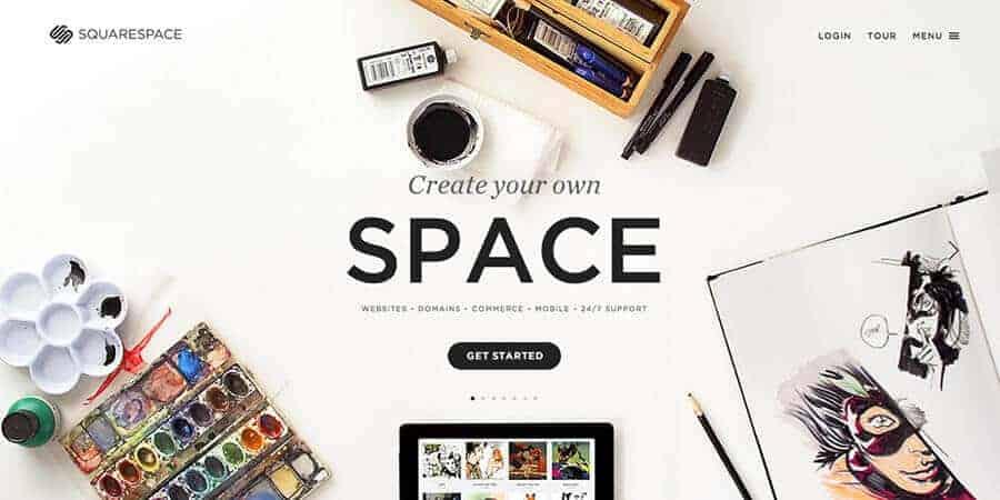 7 Website Builder Sites Like SquareSpace