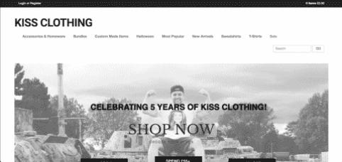 Kiss Clothing