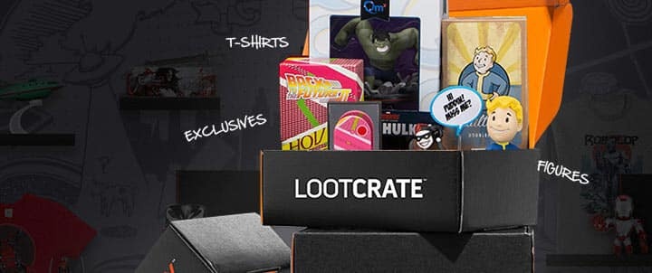 5 Subscription Box Sites Like LootCrate