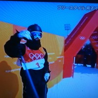 平昌オリンピック フリースタイルスキー男子スロープスタイル決勝1本目の速報!!