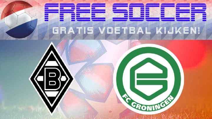 Live Stream Borussia Mönchengladbach – FC Groningen