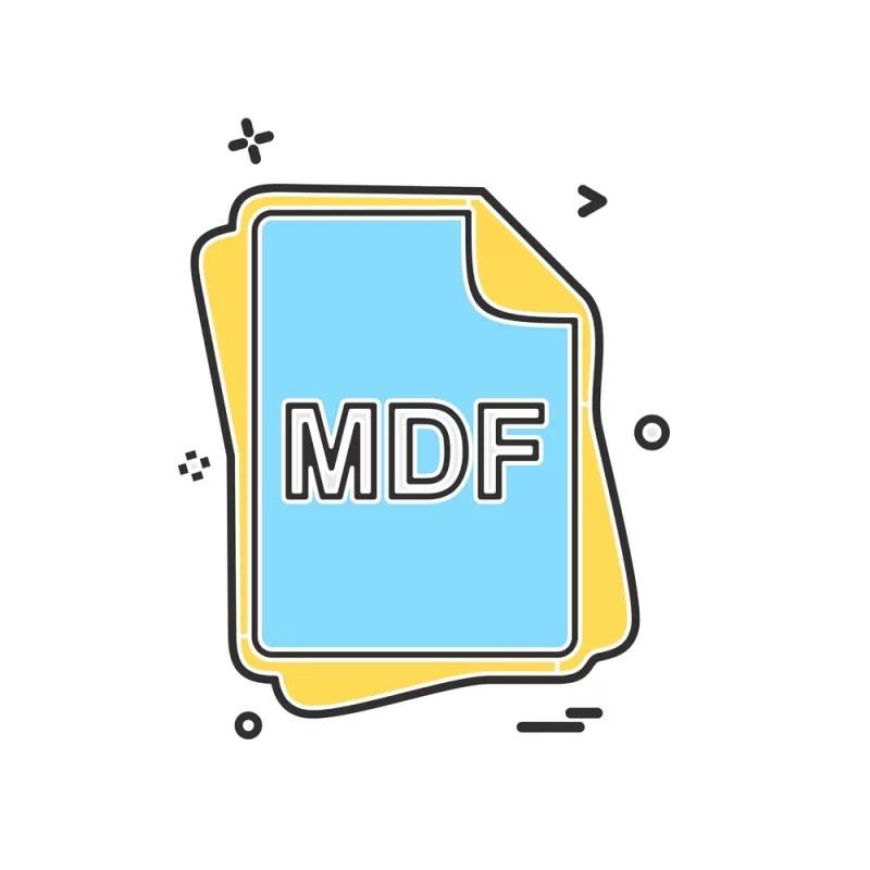 как открыть файлы мдф и мдс в виндовс