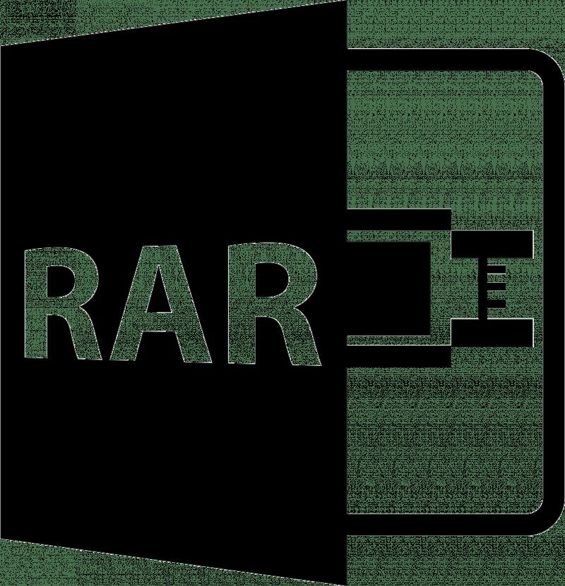 Как открыть архив RAR