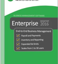 QuickBooks Enterprise 2016 Crack Free Download