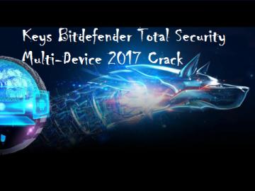 Bitdefender Total Security 2017 Serial Key