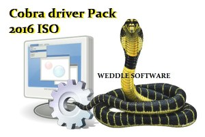 Cobra driver Pack 2017 ISO For Windows Free Download