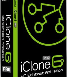 Reallusion iClone 6.5 Pro Crack 2016 Free Download