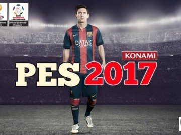 PES 2017 Crack Full Version Free Download