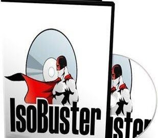ISO Buster v3.8 Crack With Serial Key Free Downlaod