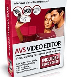 AVS Video Editor 8.5 Activation Key + Crack [Free]