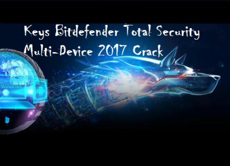 Bitdefender Total Security Serial Key